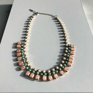 Jewelmint Statement Bib Jeweled Necklace